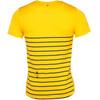 Triple2 TUUR t-shirt Heren geel